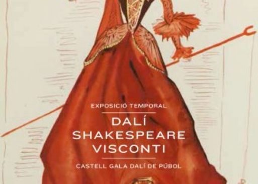 Выставка Dalí, Shakespeare, Visconti